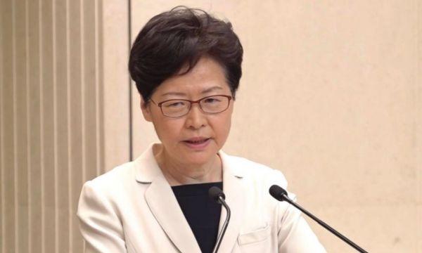 Ini Anjuran Kepala Eksekutif Daerah Administratif Khusus Hong Kong, Carrie Lam, Untuk Warga Hong Kong