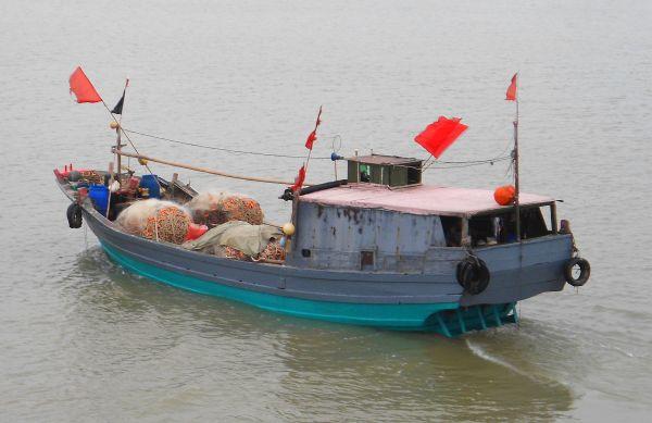 Kapal Nelayan Tiongkok Bertabrakan dengan Kapal Jepang di Laut Tiongkok Timur