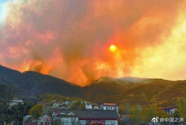 Tiongkok: Keselamatan Pemadam Kebakaran Harus Diutamakan