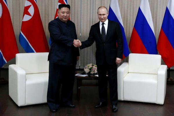 Rusia Perhatian Pada Kim Jong-un, Berharap Agar Kesehatannya Membaik