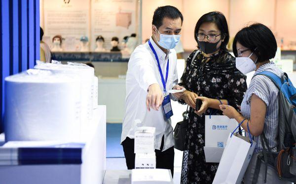 Laris Manis, Pameran Alat Medis di Guangzhou Berhasil Menarik Para Pembeli Internasional