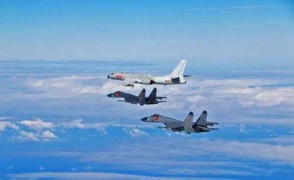 Taiwan Kembali Usir Pesawat Tempur Tiongkok Yang Masuk Zona Udaranya!
