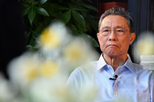 Zhong Nanshan: Isolasi adalah yang Terpenting Dalam Pencegahan Virus