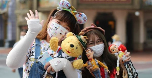 Kabar Gembira, Shanghai Disneyland Dibuka Kembali Setelah 107 Hari Ditutup!