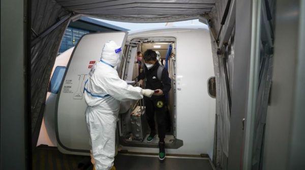 Shanghai Laporkan 60 Kasus COVID-19 Pada Penerbangan dari Rusia