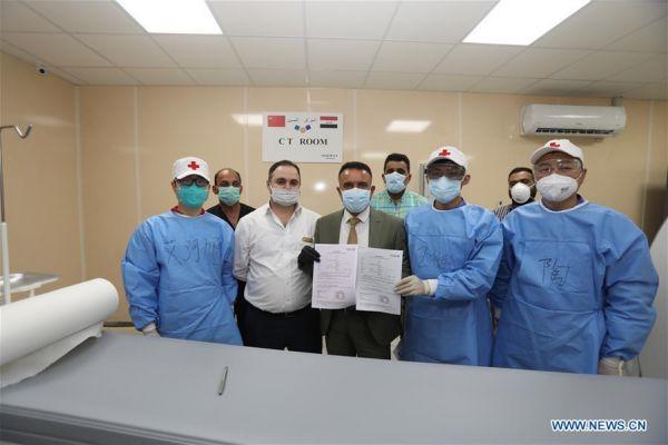Tiongkok Jadi Malaikat Lagi, Kali Ini Bantu Irak Hadapi COVID-19