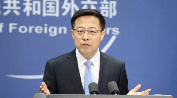 Tegas! Tiongkok Minta Inggris Jangan Ikut Campur Urusan Hong Kong