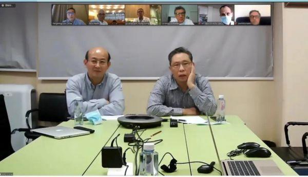 Bertukar Pengalaman Ala Ahli Tiongkok dan Eropa. Zhong Nanshan: Tingkat Kesembuhan di Lianhua Qingwen Capai 91,5%