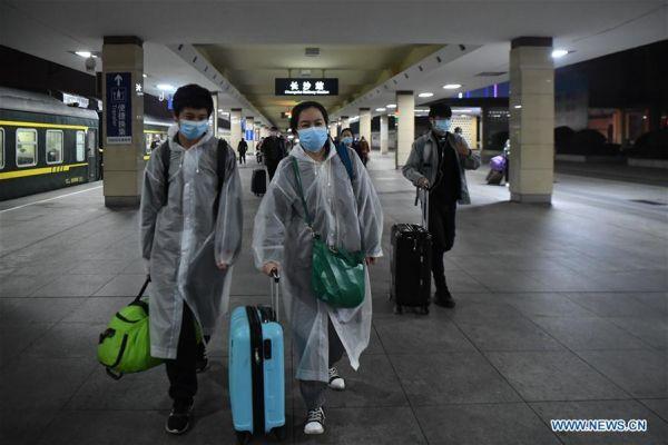 Potret Wuhan Setelah Kembali Normal