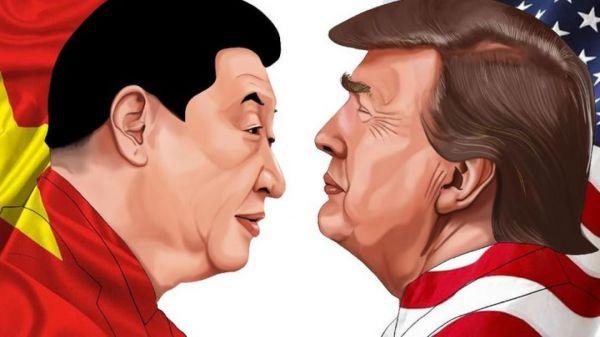 Gawat Banget Nih! Trump Ingin Putus Hubungan Dengan Tiongkok